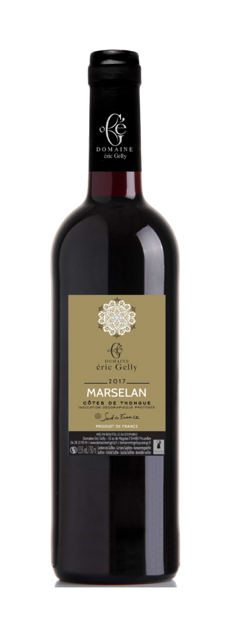 100% Marselan - rouge