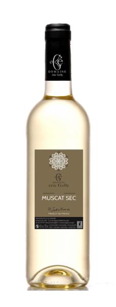 Photo 100% Muscat Petits Grains - blanc (sec)