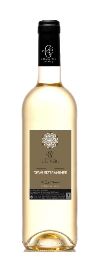 100% Gewurztraminer - blanc (sec)
